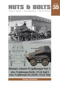 Sd.kfz.23 & Sd.kfz.232 - Nuts & Bolts 35