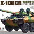 Fransk AMX-10RCR Tank destroyer - TIGER MODELL 4602