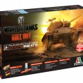 World of Tanks - M24 CHAFFEE - ITALERI 36504