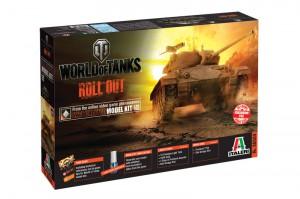 World of Tanks - M24 CHAFFEE-ITALERI 36504