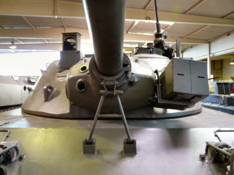 MBT-70 Eksperimentiniais