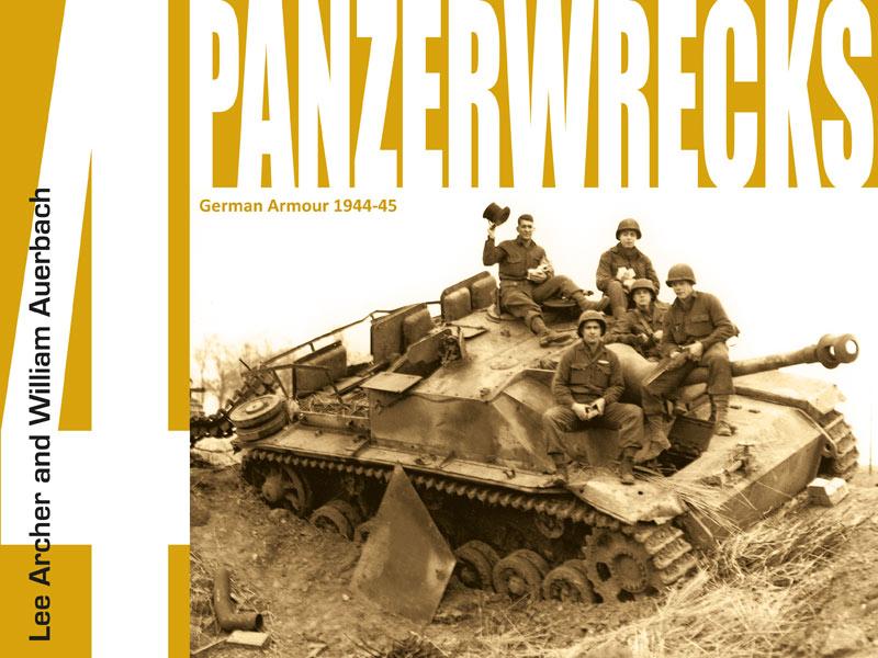 Panzerwrecks тому 4