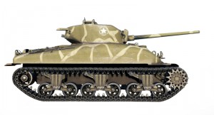 World of Tanks - M4 ΣΈΡΜΑΝ - ITALERI 36503