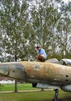 Yak-28 Firebar - Spacer