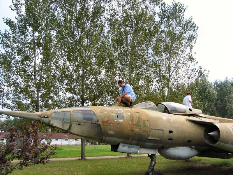 Јак-28 Топловаљаних