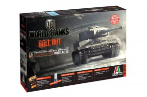 World of Tanks - PZ.KPFW.VI - TIGRE ITALERI 36502