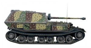 World of Tanks - FERDINAND - ITALERI 36501