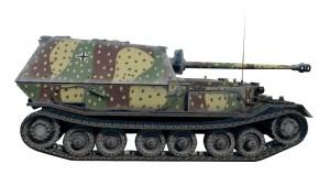 Ворлд оф танкс - Фердинанд - 36501 ITALERI