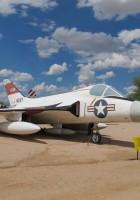 Даглас F4D-1 (п-6А) компанија skyray