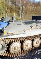 Pansarbandvagn 401 - Walk Around