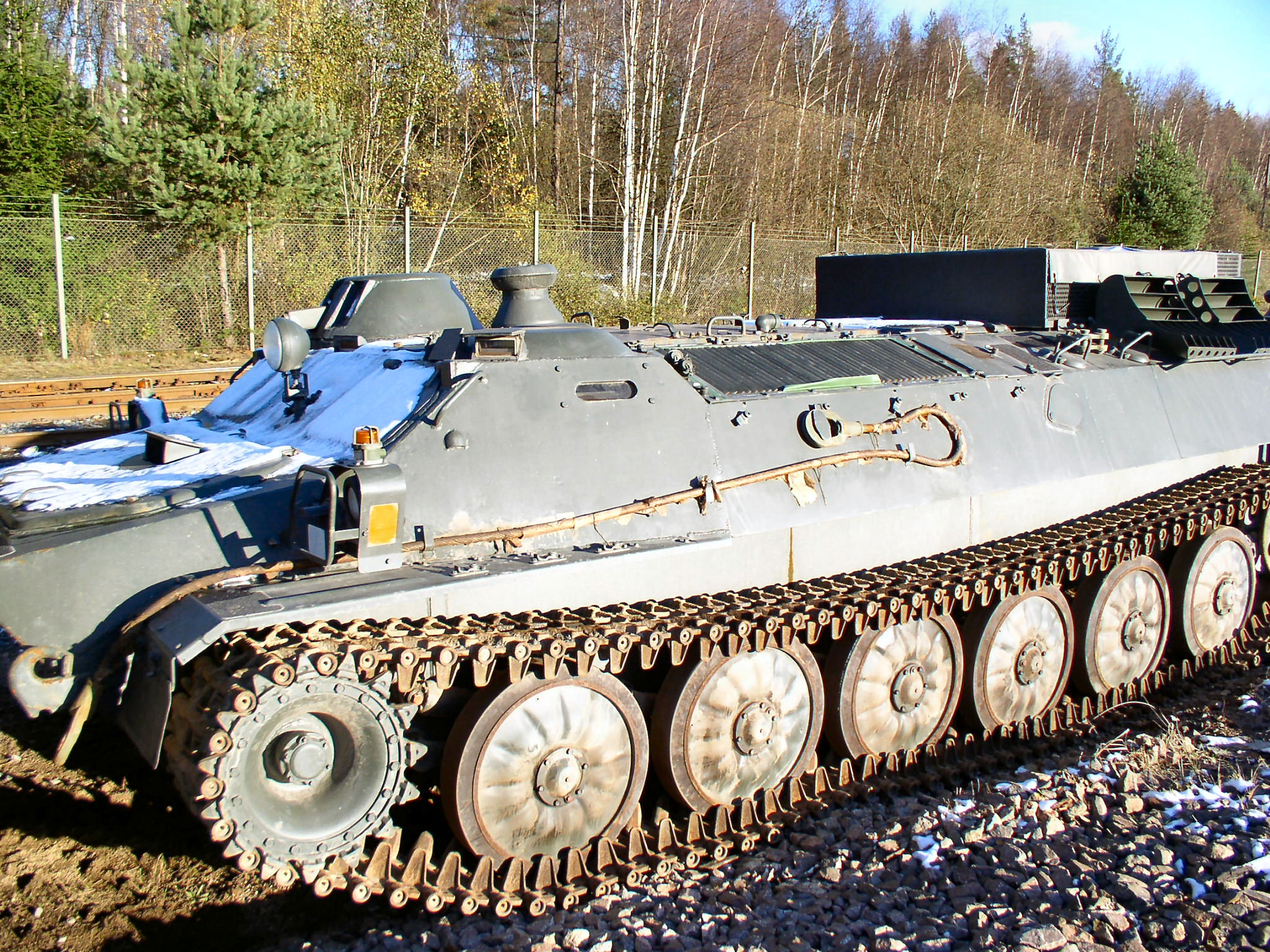 Pansarbandvagn401
