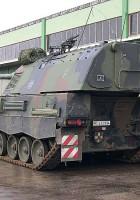 Panzerhaubitze2000年