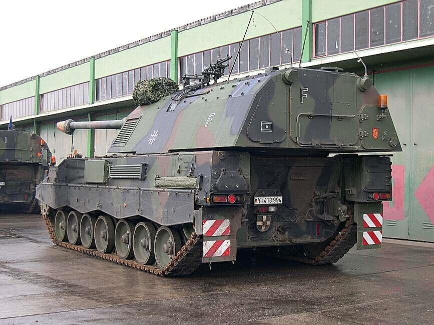 Panzer haubits 2000