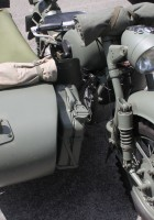 Dnepr M-72 - Promenade Autour