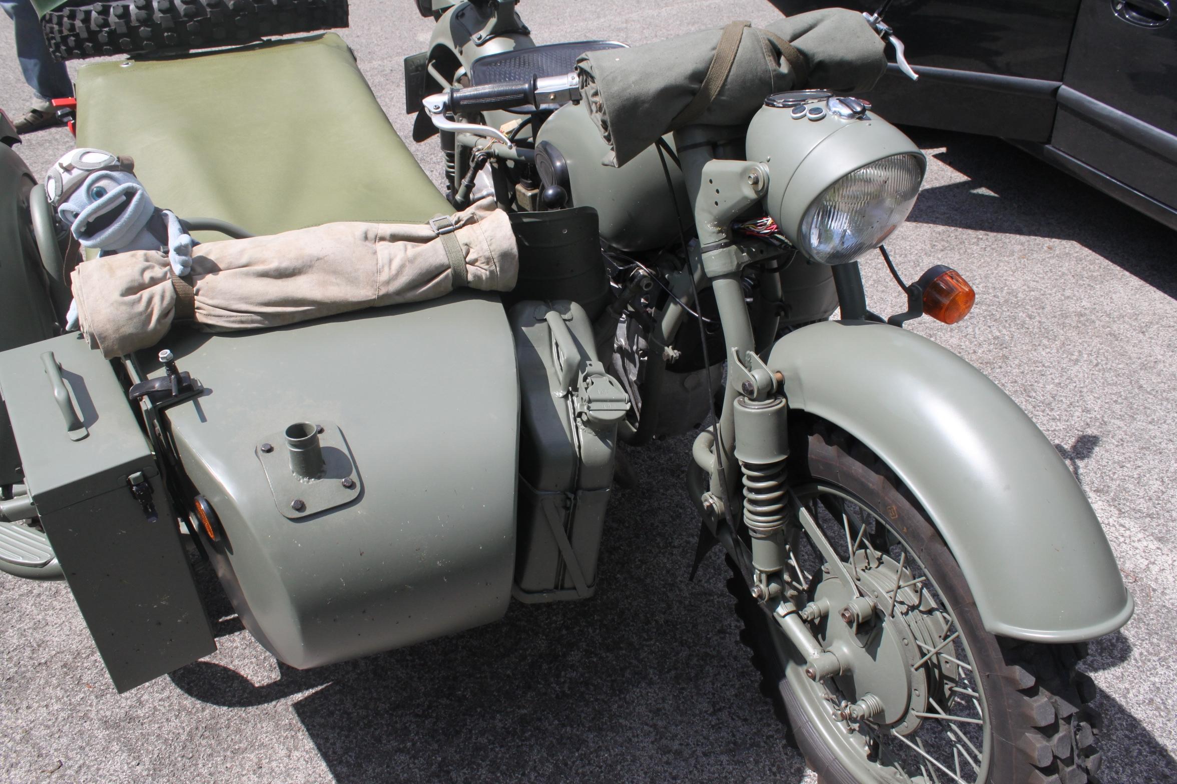 El Dniéper M-72