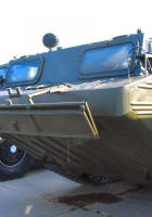 PTS-M Tracked Amphibious Transport - Walk Around
