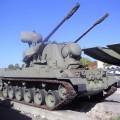 Pz68 Ostwind Flakpanzer