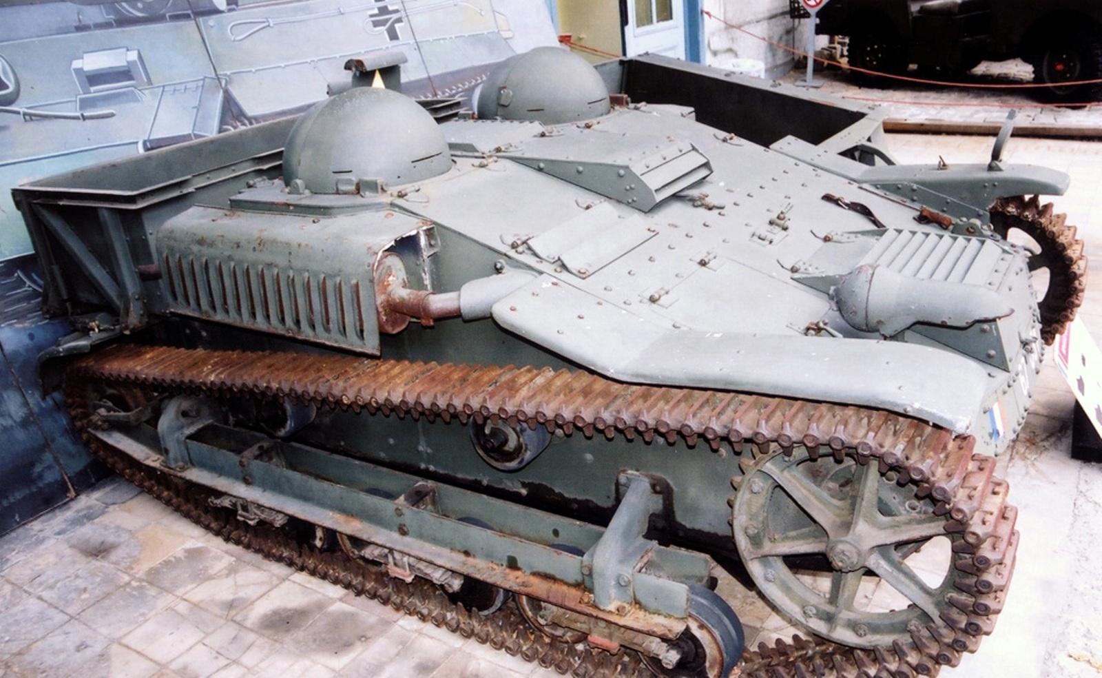 ルノー UE Tankette