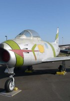 North American F-86F-20NH Sabre