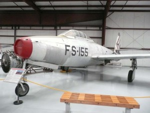 Republic F-84 Thunderjet - Walk Around