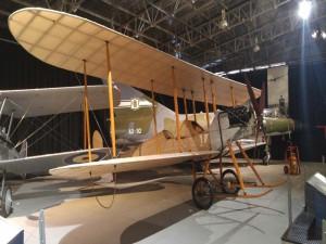Royal Aircraft Factory BE2A - Walk Around