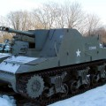 Sexton Self Propelled Gun