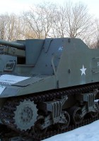 Sexton Self Propelled Gun - Walk Around