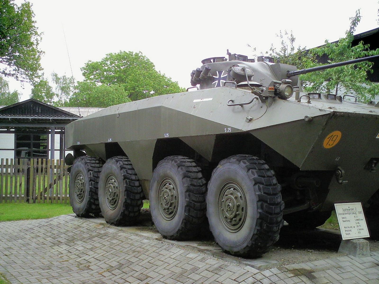 Prototyp Spahpanzer 2