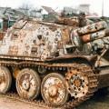 Stormartillerivagn М-43