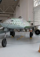 Messerschmitt Me 262 - Spacer