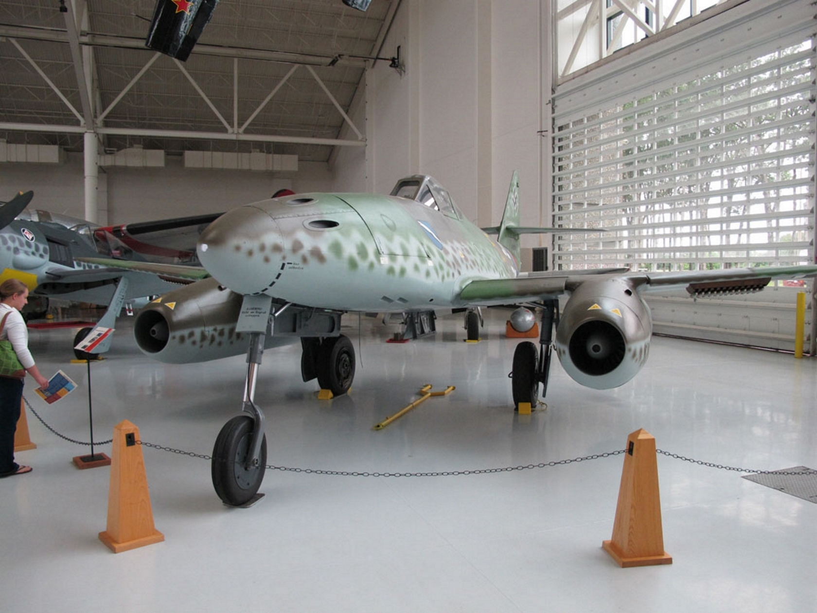 Мессершмидт Iu-262A