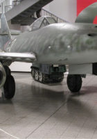 Messerschmitt Me 262 - Walk Around