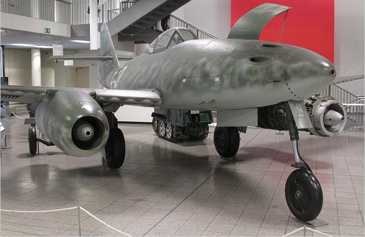 Месершмит Me262A-1a