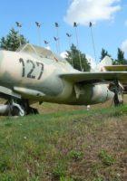 MiG-15bis - 산책