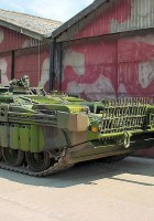 Stridsvagn 103 - Walk Around