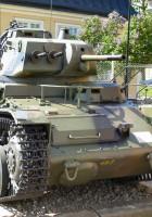 전차 M40-산책