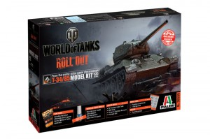 A World of Tanks - T-34/85