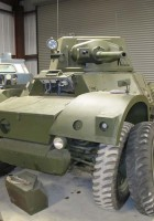 Daimler Armoured Car Mk II - WalkAround