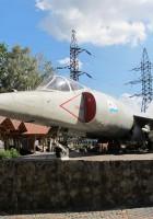 Јаковљев Јак-38 - Шетња Око