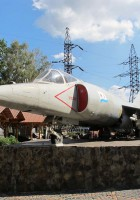 Jakowlew Jak-38 - Spacer