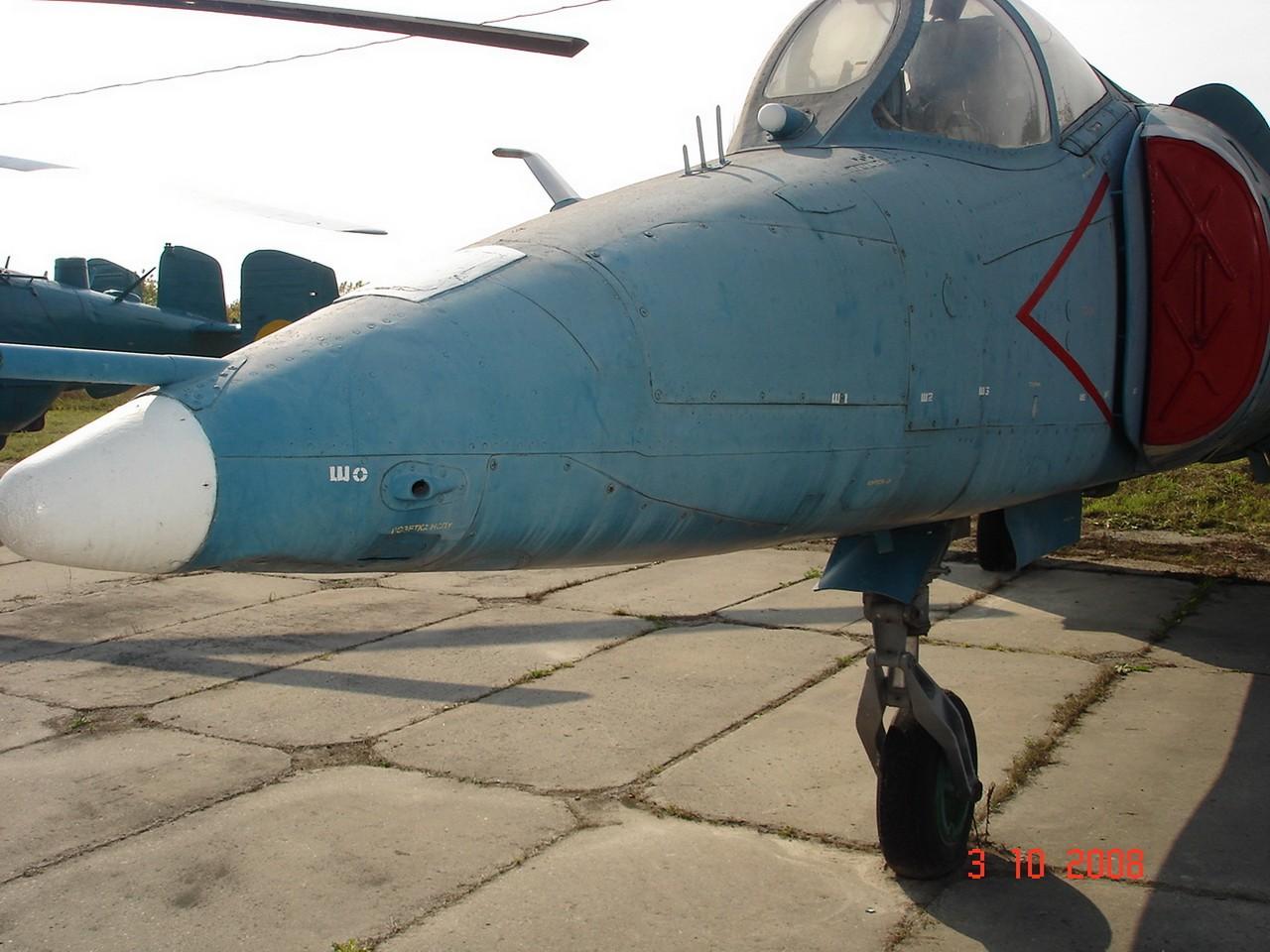 ヤコフレフ ヤク-38 フォーガー