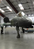 Fairchild Republic A-10 thunderbolt II - WalkAround