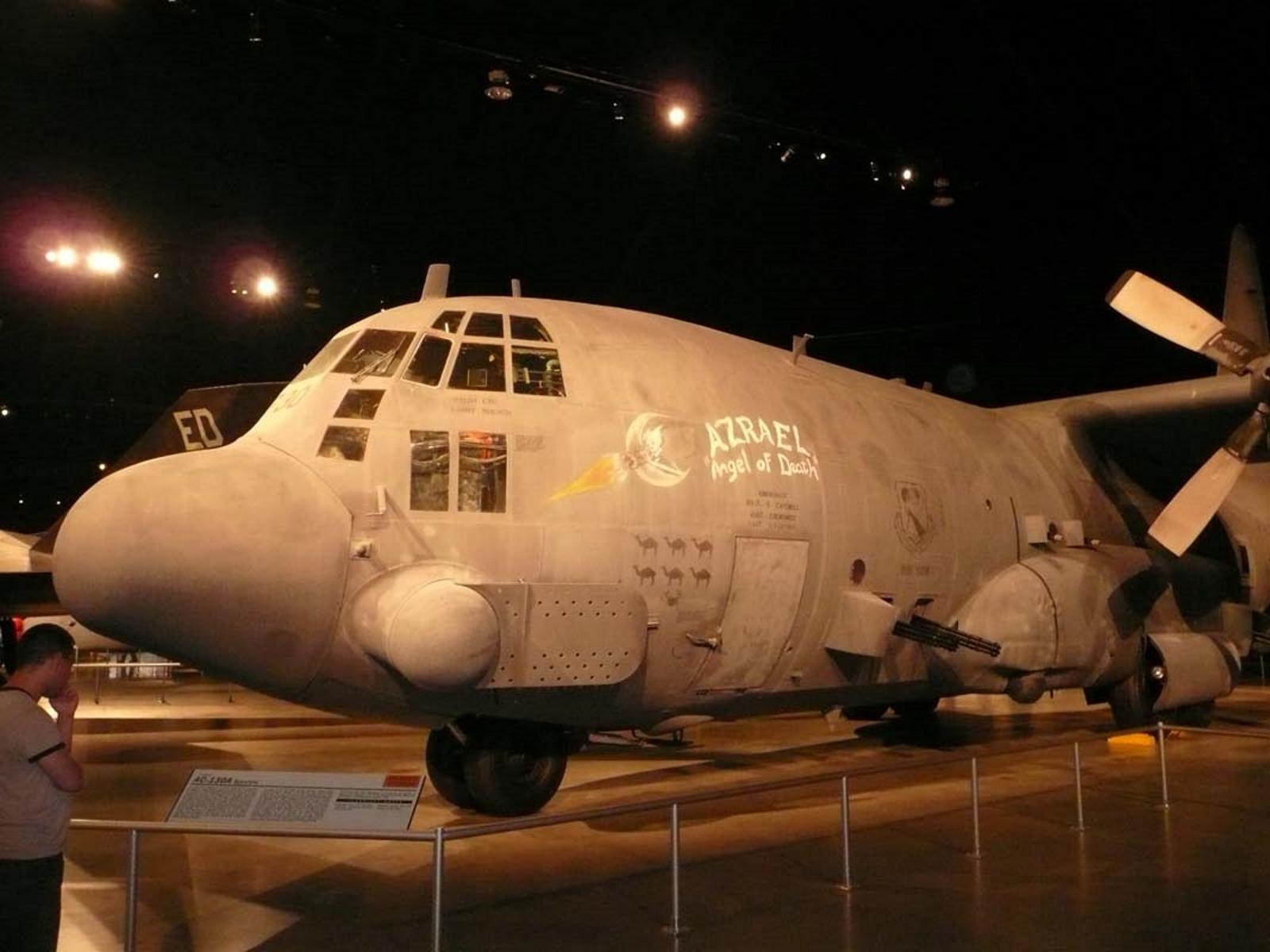 Lockheed AD-130 duch