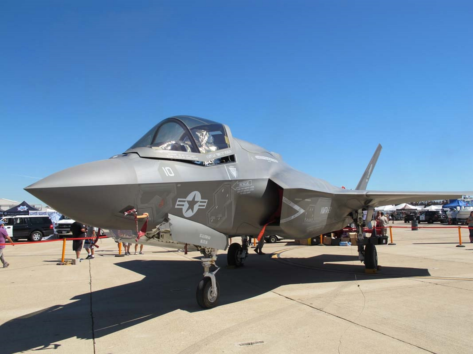 Lockheed F-35B Lightning II