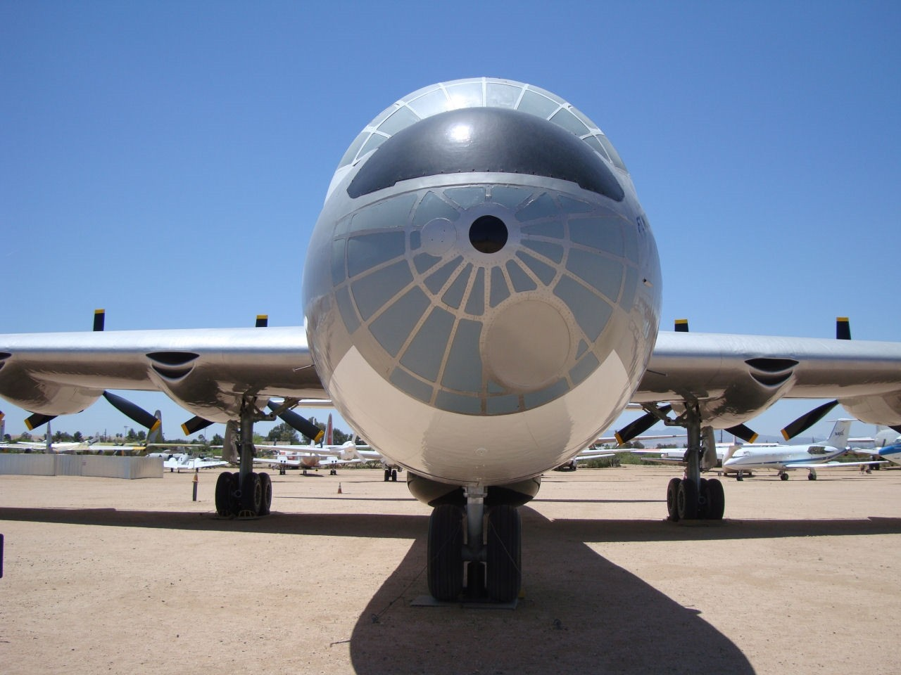 Convair B-36 Peacemaker - WalkAround