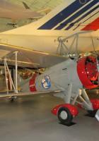 Curtiss F9C-2 Varpushaukka - WalkAround