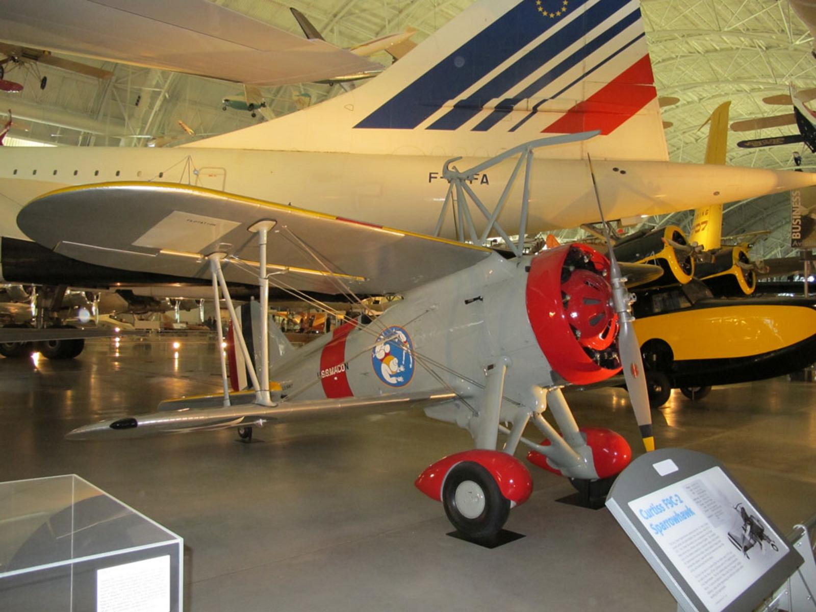 Кертисс F9C-2 перепелятник