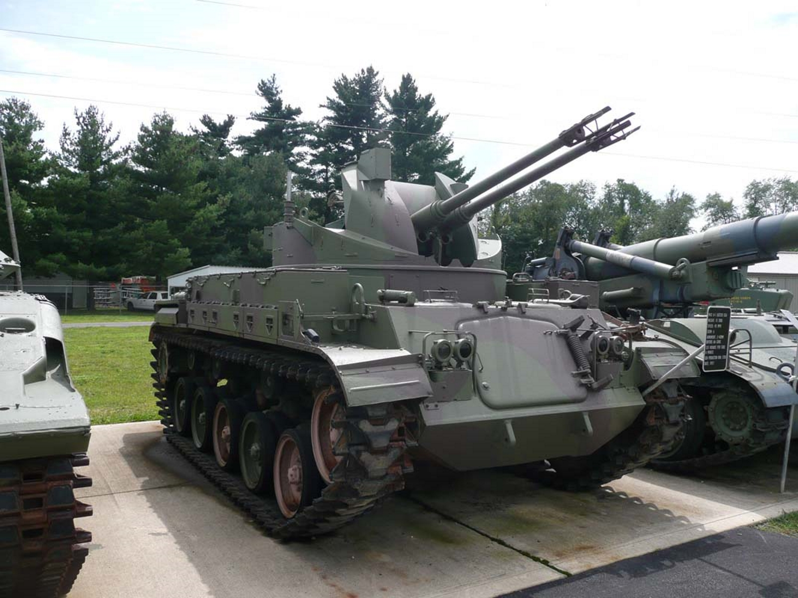 M42A1 Duster