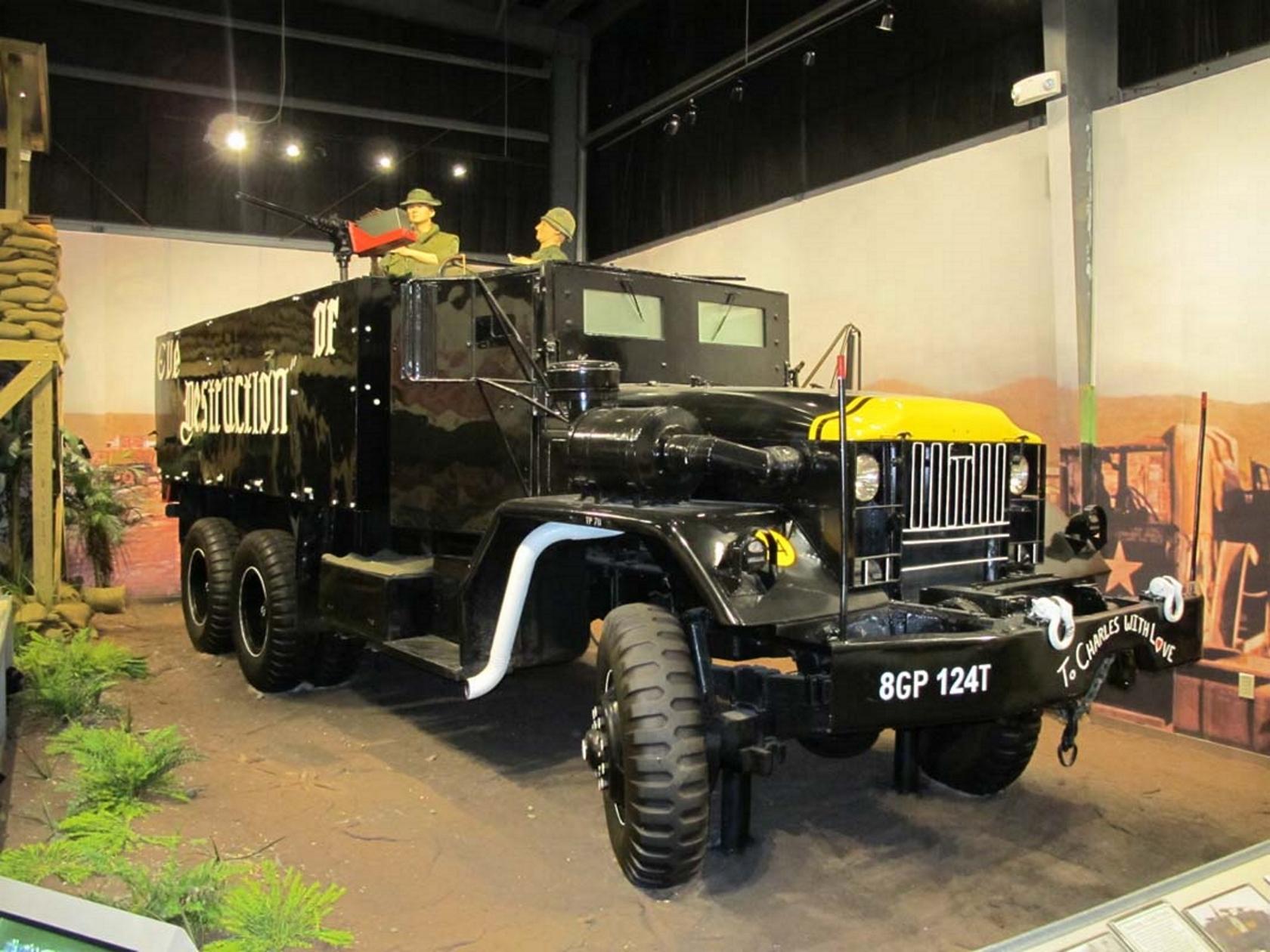 M54 Guntruck