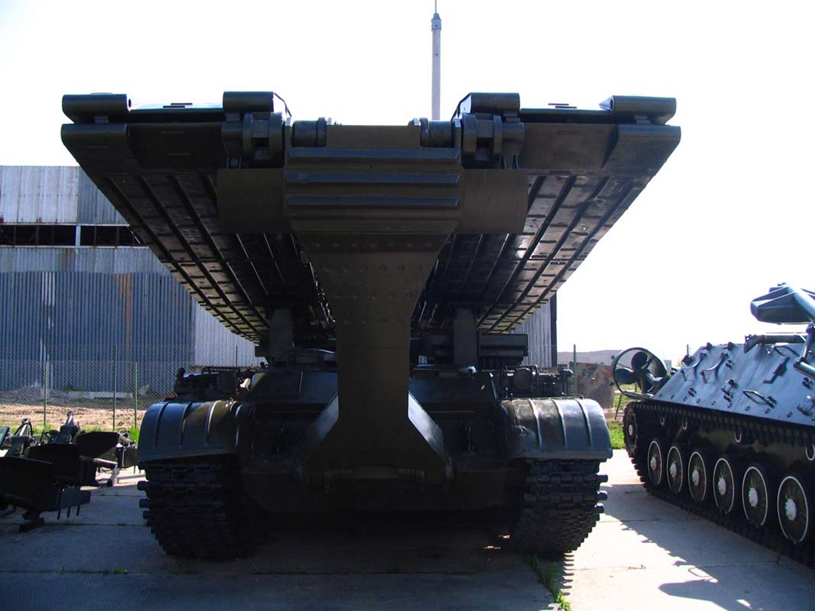 MT-55 Bridgelayer